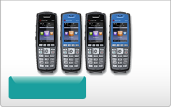 Voice over wifi handsets