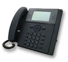 Vertical Wave IP Handset