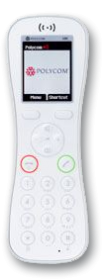 Kirk Butterfly DECT Handset - White